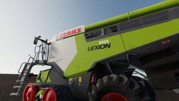 Claas Lexion 8900 FS19