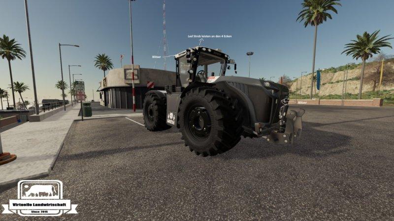 Claas Xerion Virtuelle Landwirtschaft v1.0.4 FS19