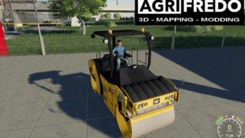 Compactor Caterpillar CB44B fs19