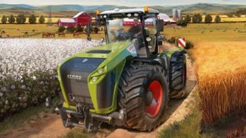 Farming Simulator 19 Dodatek Platinum (Claas DLC) fs19