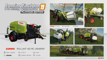 Farming Simulator 19 Platinum fact sheet #7 news