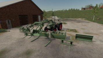 [FBM Team] Frontlader Tools (Fendt Farmer/IHC Familie) fs19