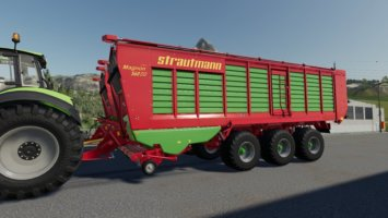 [FBM Team] Strautmann Magnon 560 DO fs19