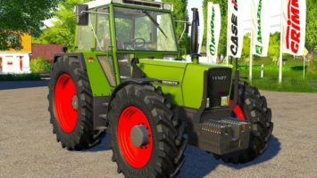 Fendt Farmer 307 – 309 fs19