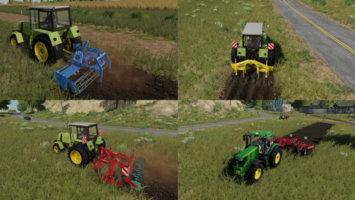 Field Creator Pack v1.4 fs19
