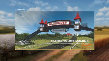 Frankenmuth Farming Map