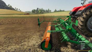 FS19 Stubble Cultivator