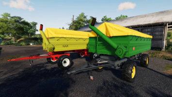HW80 Überladewagen fs19