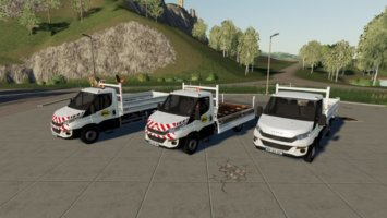 Iveco Daily Benne Fixed
