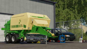 Krone Big Pack 120-80 fs19