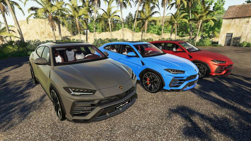 Lamborghini Urus FS19
