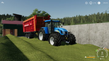 New Holland 7550 bygoli v2 fs19
