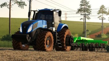 New Holland T8 BR fs19