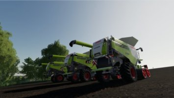 New Lexion Pack 2019 FS19