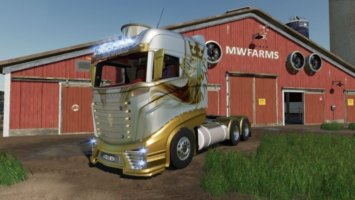SCANIA R1000 GOLD