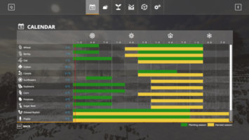 Seasons GEO: Upper Austria fs19