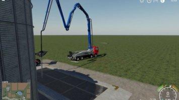 TGS 44.400 Concrete Pompe