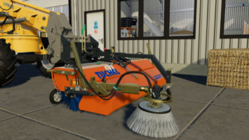 Tuchel-Sweep PLUS 590