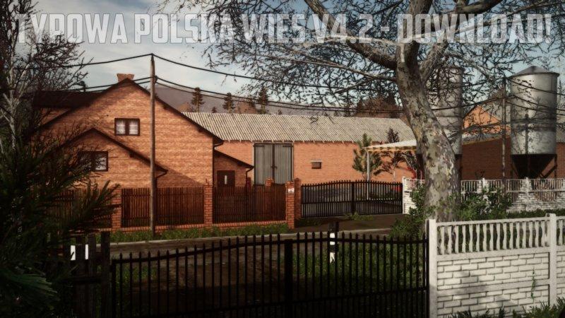 Typowa Polska Wieś v4.2.5.1 FS19