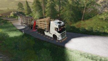 Volvo FH16 wood 2019 v1.6.0.0