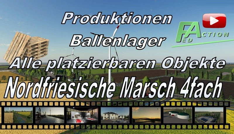 Alle Produktionen für die NF Marsch 4fach v1.1 FS19