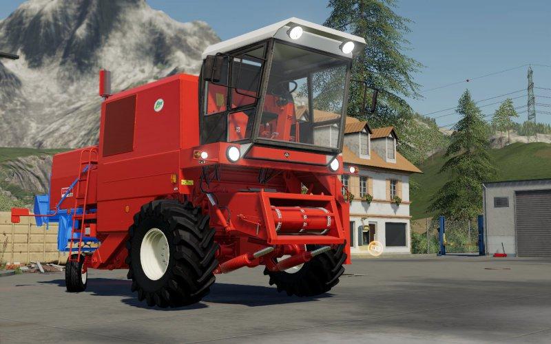 Bizon Super Z056 FS19