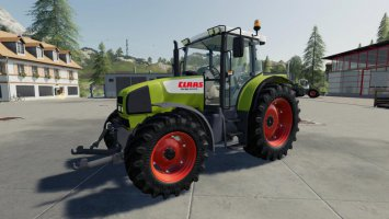 Claas Ares 616 RZ fs19