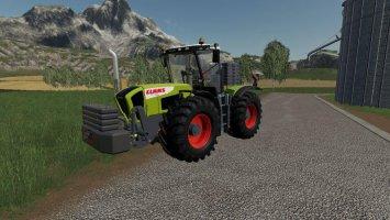 Claas Xerion 3800 Trac VC fs19