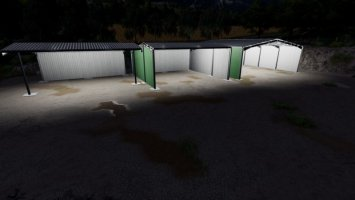 EasyShed Set fs19
