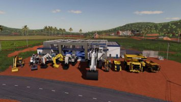 Excavators and Dumpers for Mining & Construction Economy v0.0.1 fs19