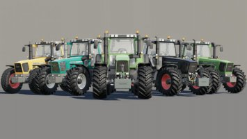 Fendt 800 Favorit fs19