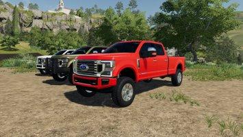 Ford F250 - F450 2020 fs19