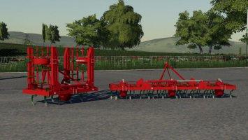 Front Cultivator v1.1 FS19