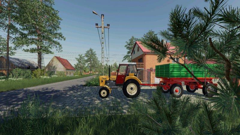 FS19 Sandomierskie okolice FS19