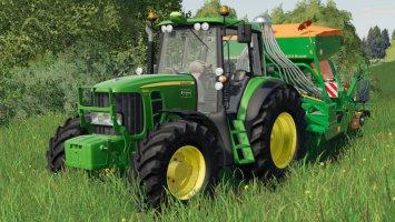 John Deere 6030 Premium fs19