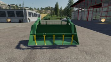 John Deere Grapple Bucket fs19