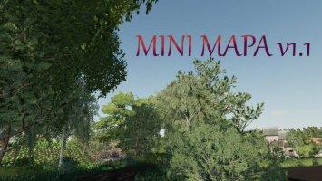 MINI_MAPA v1.1 fs19