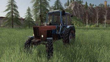 MTZ-100 v1.1 fs19