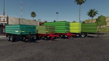 Muenz Tandem Kipper Pack v1.0.0.1 fs19
