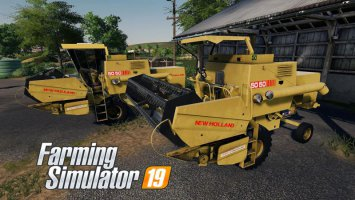 New Holland 5050 fs19