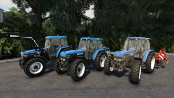 New Holland / Ford 40 series fs19