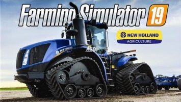 New Holland Modpack fs19