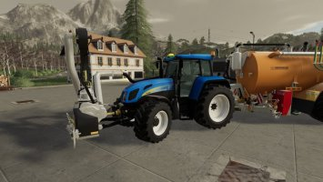 New Holland T7550 TVT fs19