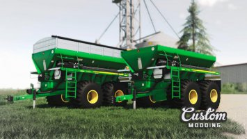 New Leader NL345 / John Deere DN345 fs19