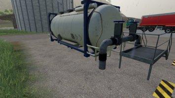 Placeable Liquid Fertilizer And Herbicide v1.4