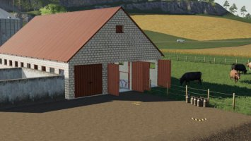 Polish Cow Pasture FS19