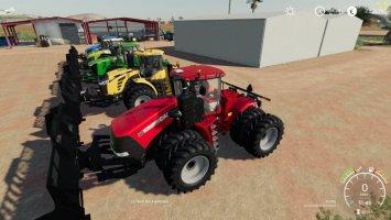 Silage Dozer Blade Tractor pack fs19