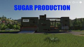 Sugar Production v1.0.5 fs19
