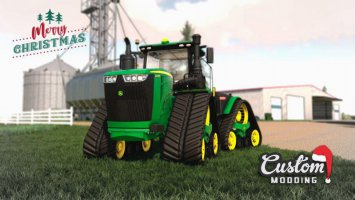 2019 John Deere 9RX North American and Europe