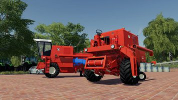 Bizon Super Z056 v1.1 FS19